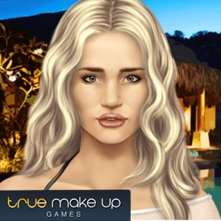 Rosie Huntington True Make Up