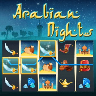 Slot - Arabian Nights
