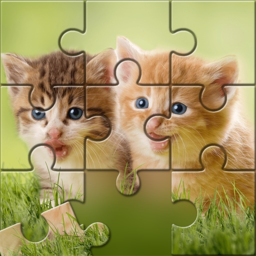 Cute Cats Puzzle game free