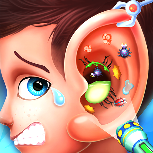 Ear Doctor Surgery And Multi Surgery Hospital Game
